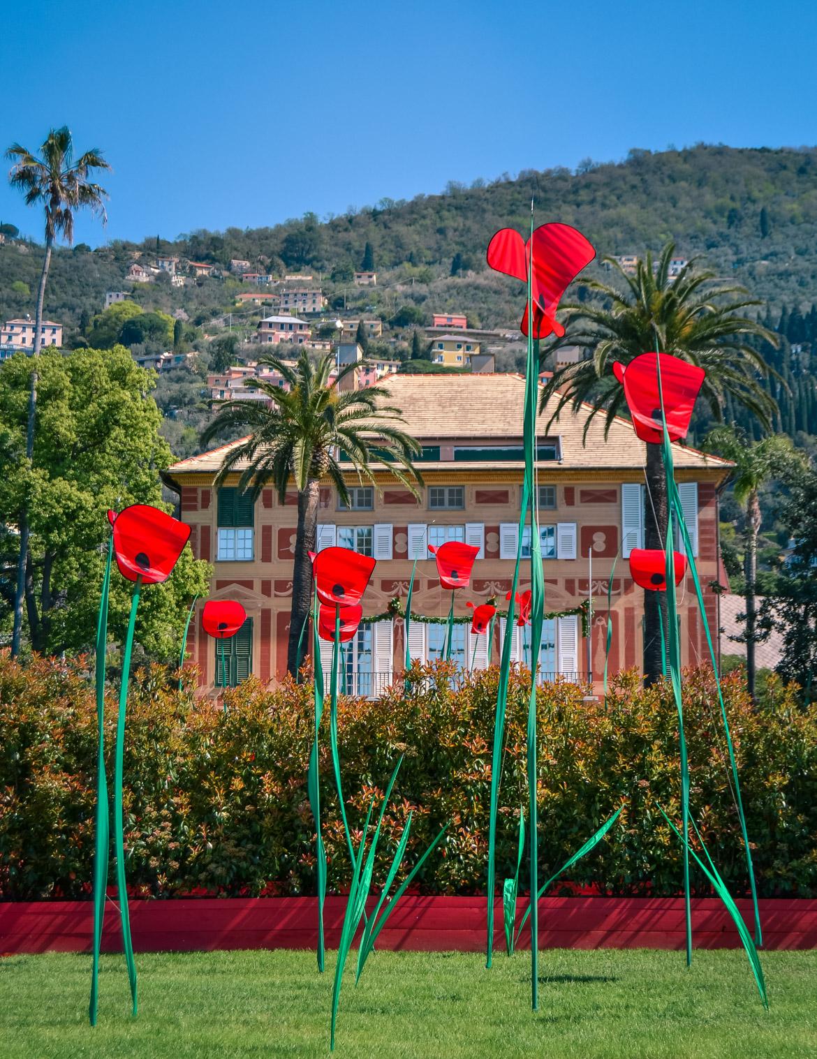 Genova Euroflora Aquiloni - in Viaggio con Monica