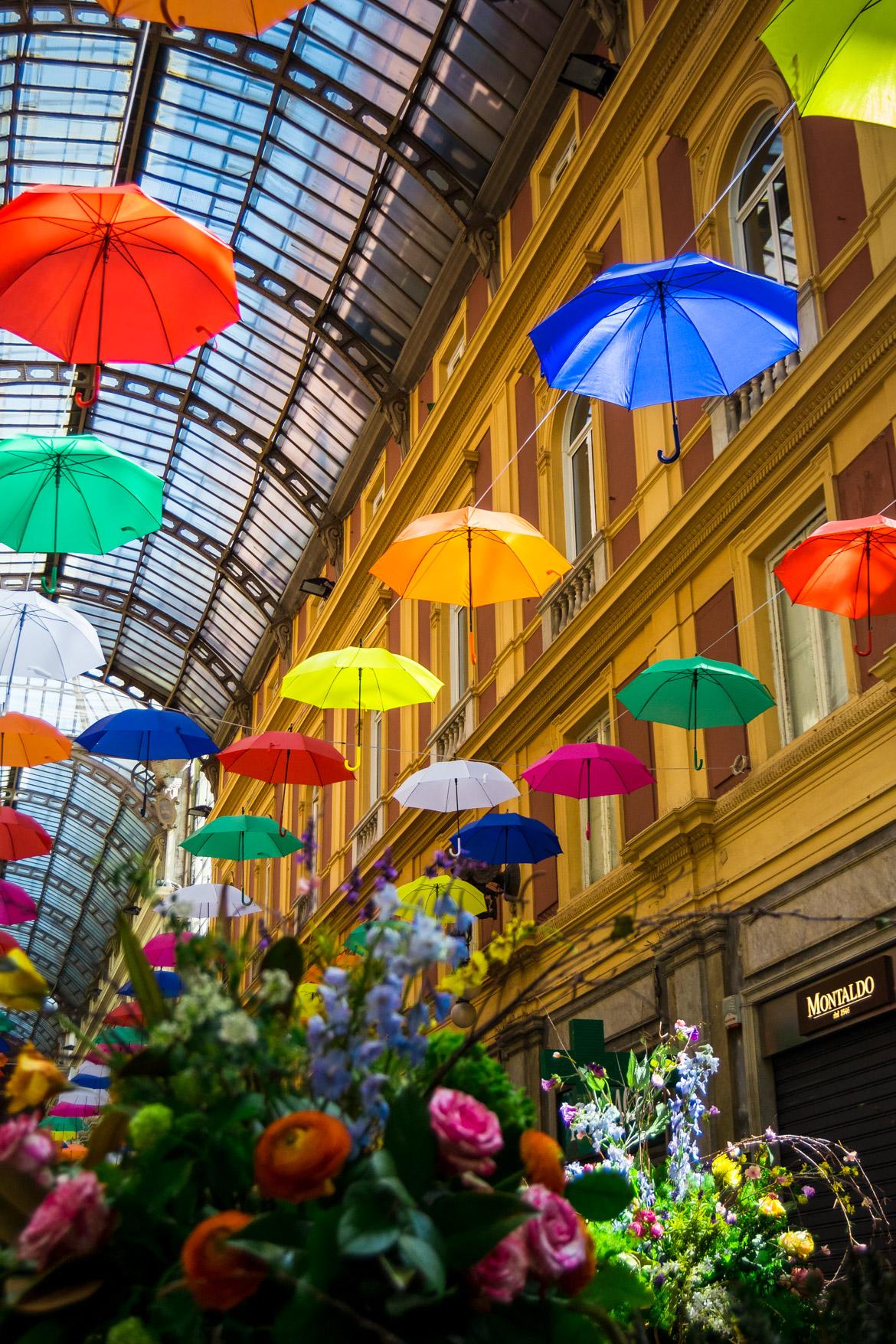 Genova Galleria Mazzini - In Viaggio Con Monica