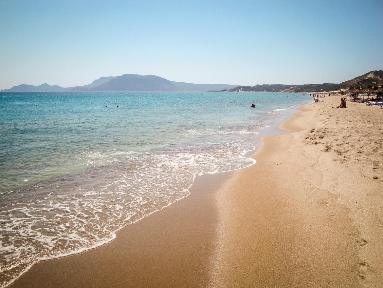 Grecia Kos Spiaggia - In Viaggio Con Monica