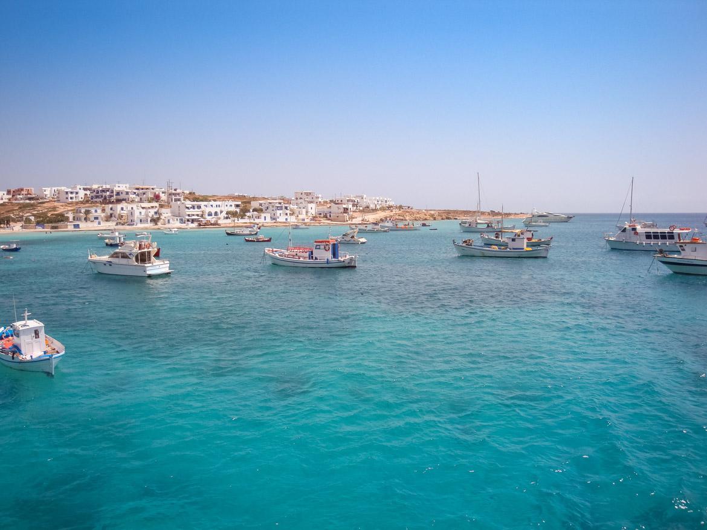 Grecia Koufunissi - In Viaggio Con Monica