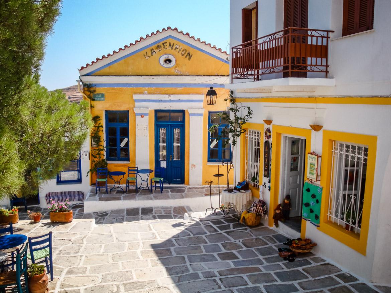 Grecia Paros - In Viaggio Con Monica