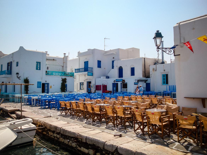 Grecia Paros Naoussa - In Viaggio Con Monica