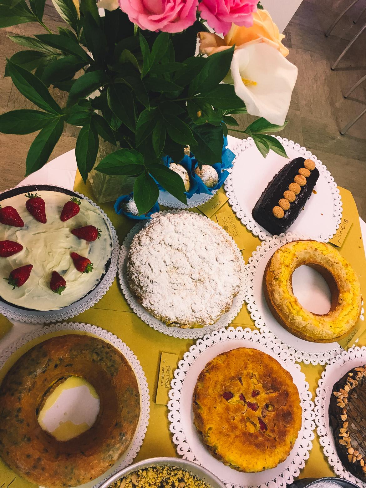 Hotel San Salvador - torte - In Viaggio Con Monica