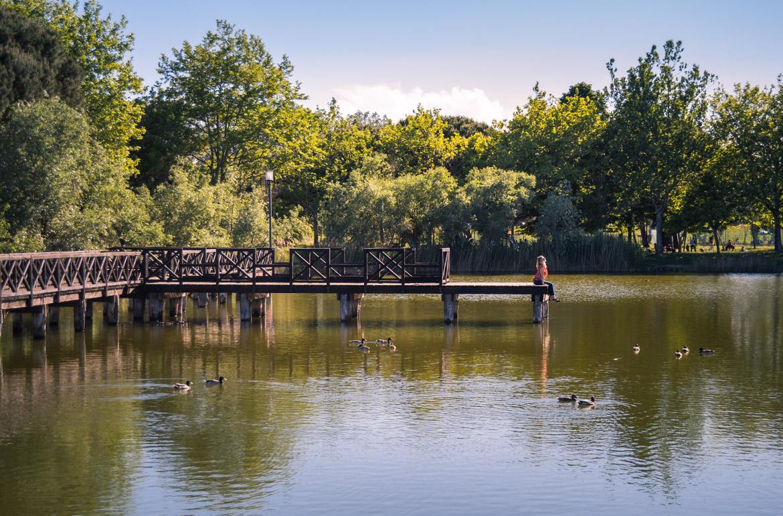 Igea Marina Parco del Gelso lago - Monica Bruni - In Viaggio Con Monica