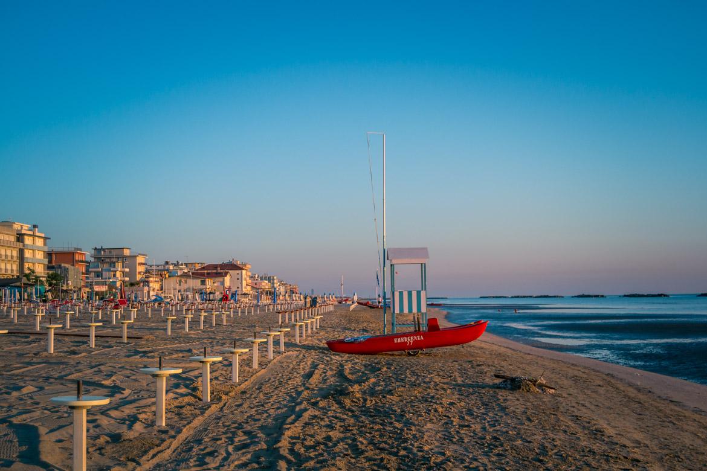 Bellaria Igea Marina spiaggia - In Viaggio Con Monica