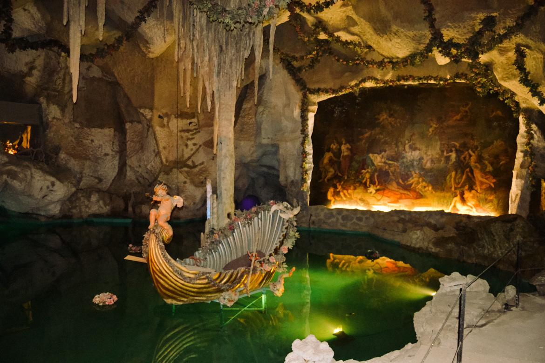 Linderhof Grotta di Venere - in Viaggio con Monica