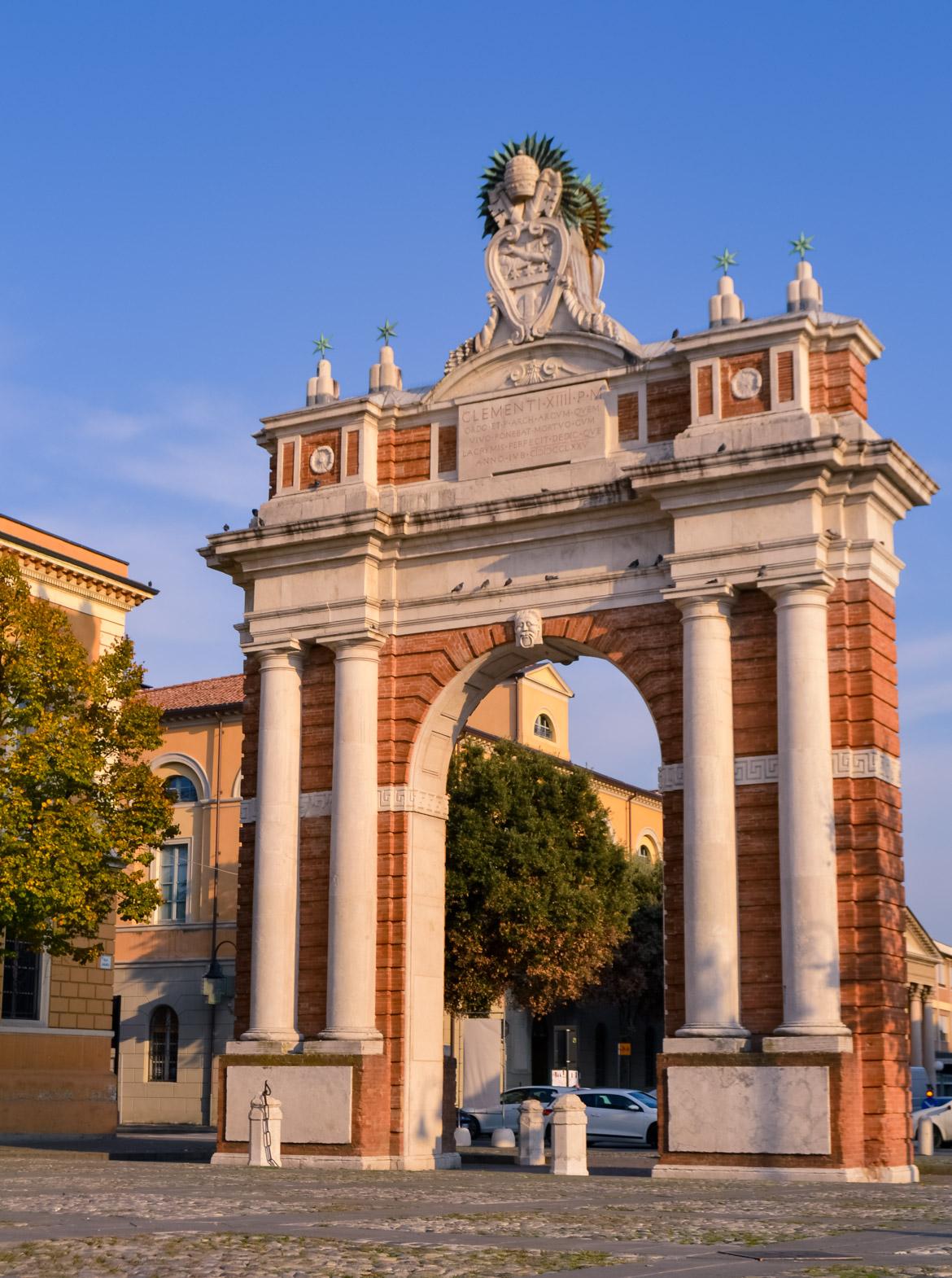 Arco Santarcangelo di Romagna - In Viaggio Con Monica