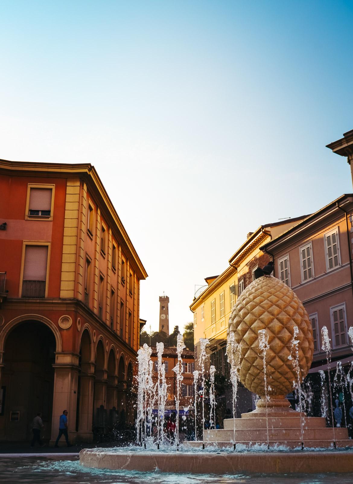 Fontana della Pigna - Santarcangelo di Romagna - In Viaggio Con Monica