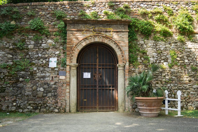 Ingresso grotte Santarcangelo di Romagna -In Viaggio Con Monica