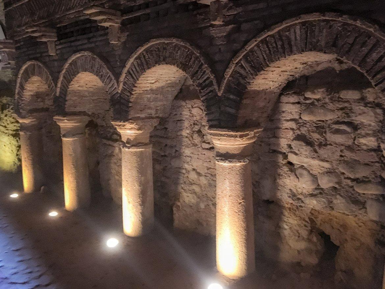 Grotte Santarcangelo Romagna Ingresso Interno - In Viaggio Con Monica
