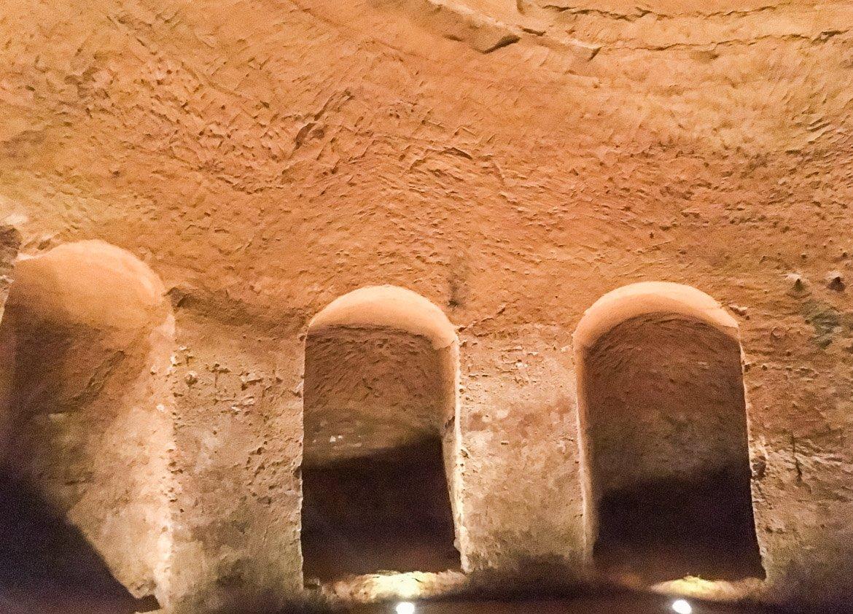 Grotte Santarcangelo Romagna Stanza - In Viaggio Con Monica