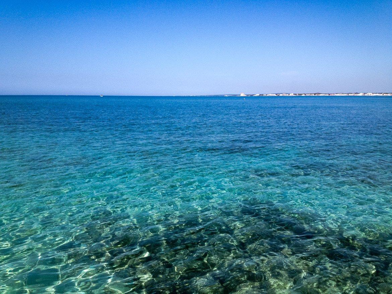 Puglia Porto Cesareo Azzurro - In Viaggio Con Monica