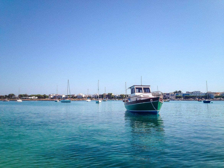 Puglia Porto Cesareo - In Viaggio Con Monica
