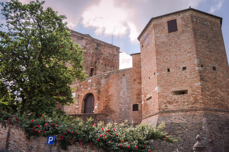 Rocca Malatestiana Santarcangelo di Romagna - In Viaggio Con Monica