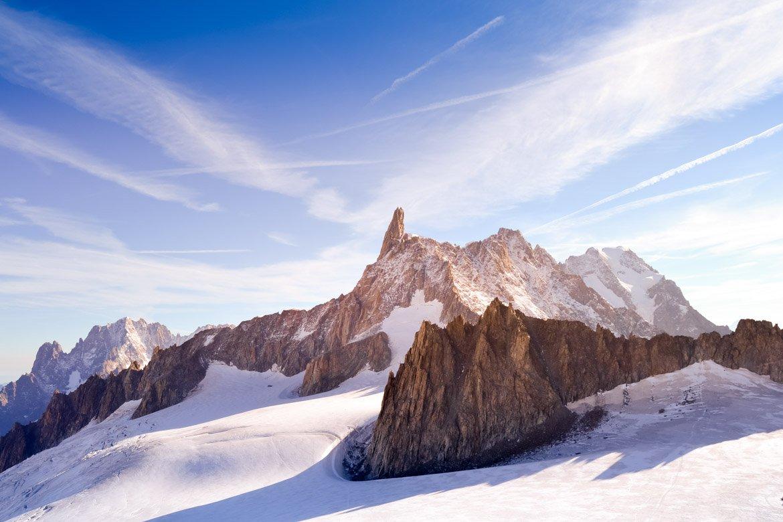 Skyway Monte Bianco Mattino - In Viaggio Con Monica