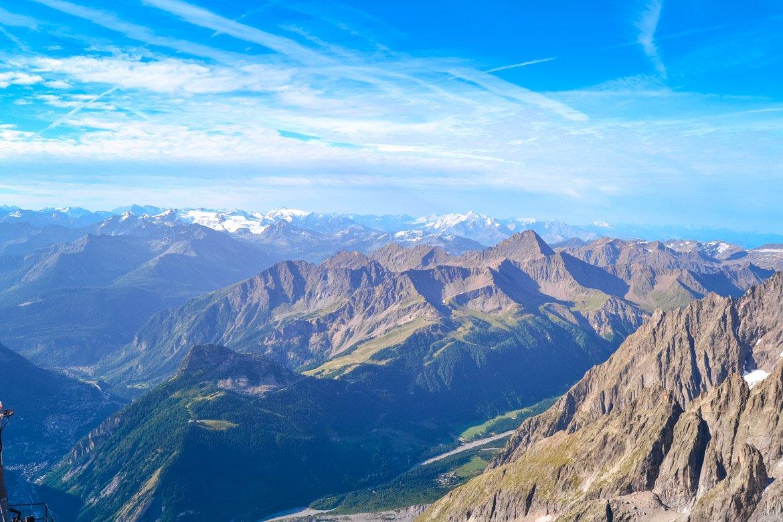Skyway Monte Bianco Panoramica Val Veny - In Viaggio Con Monica