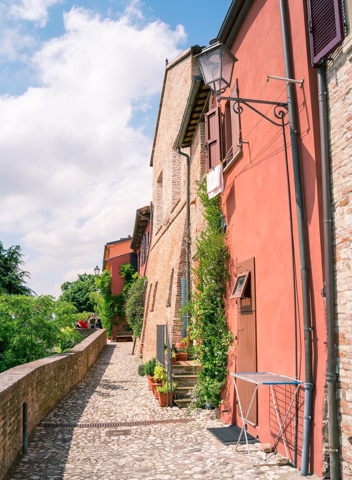 Via Amore Santarcangelo di Romagna - In Viaggio Con Monica