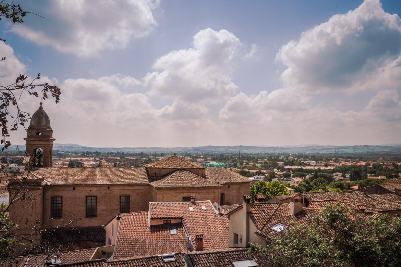 Vista Via Amore - Santarcangelo di Romagna - In Viaggio Con Monica
