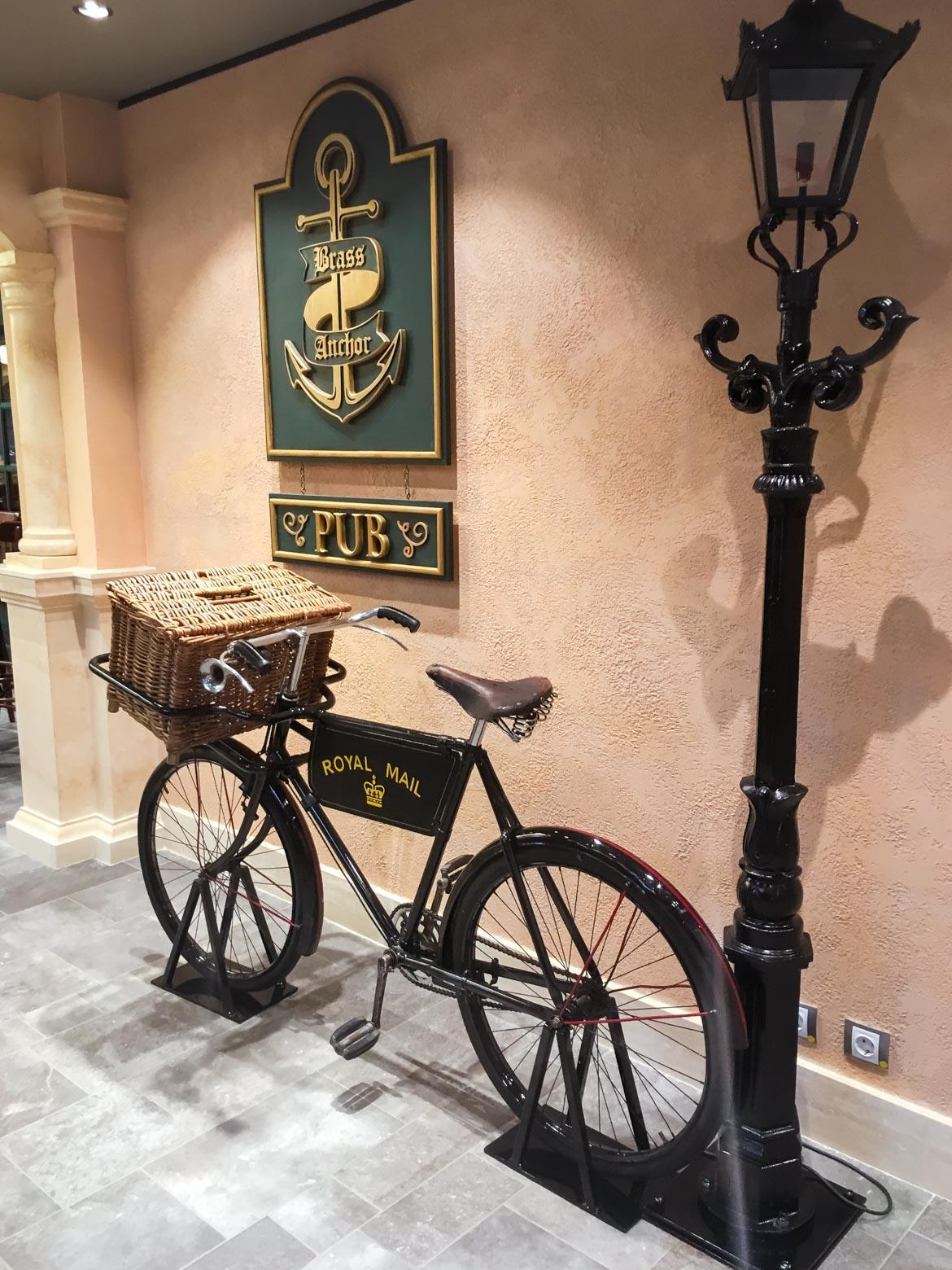 MSC Meraviglia interno bici - In Viaggio Con Monica