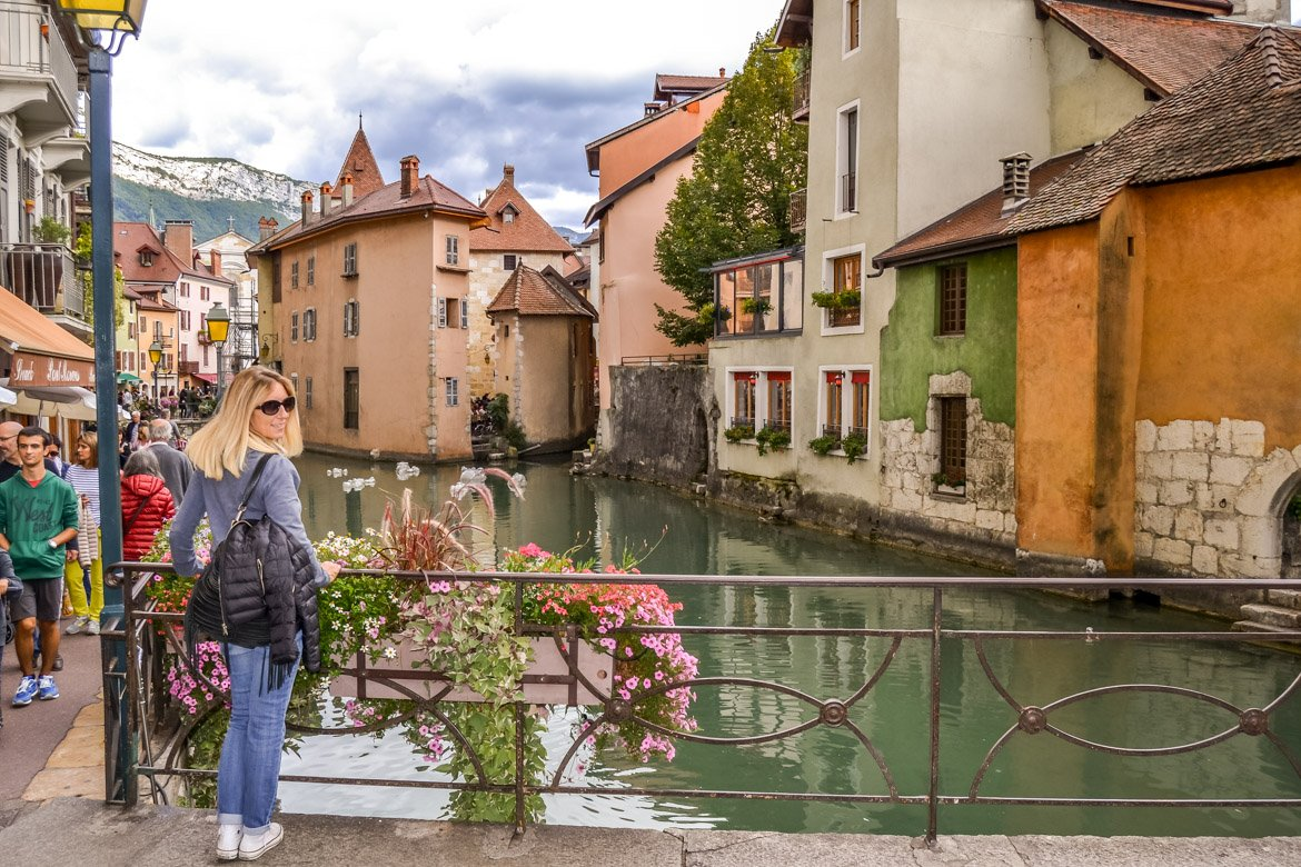 Annecy - Monica Bruni - In Viaggio Con Monica