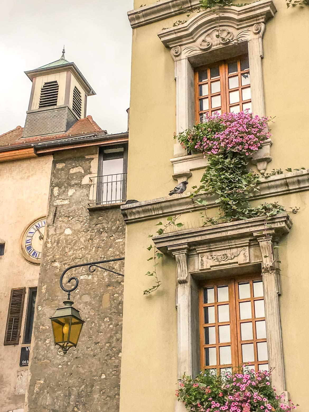 Annecy dettaglio casa - In Viaggio Con Monica