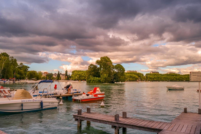 Annecy lago panoramica - In Viaggio Con Monica