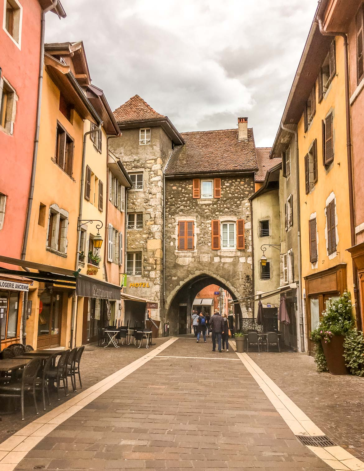 Annecy porta - In Viaggio Con Monica