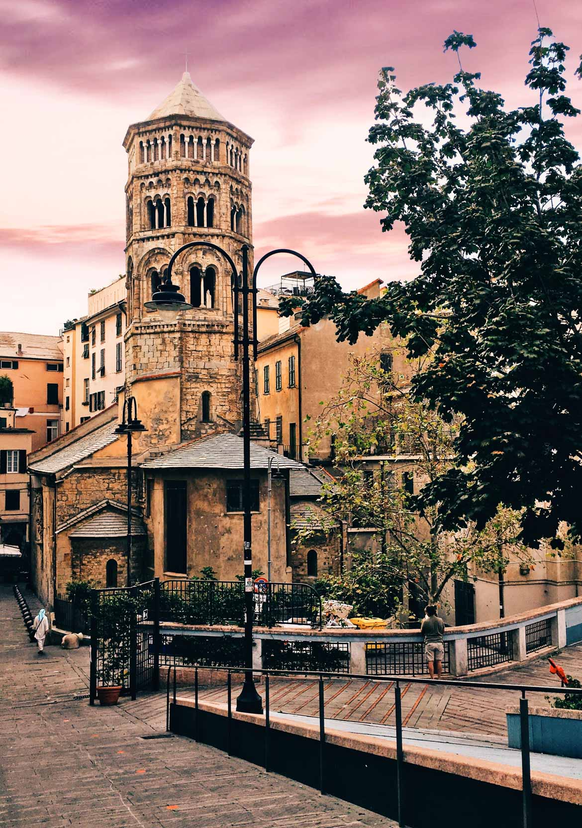 Genova Chiesa San Donato - In Viaggio Con Monica