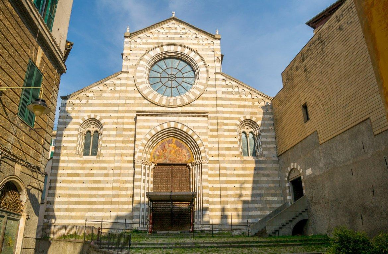 Genova Chiesa Sant Agostino - In Viaggio Con Monica