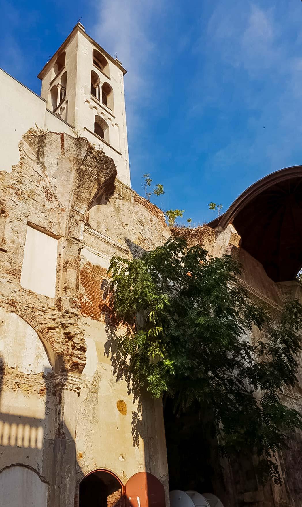 Genova Chiesa Santa Maria Passione - In Viaggio Con Monica