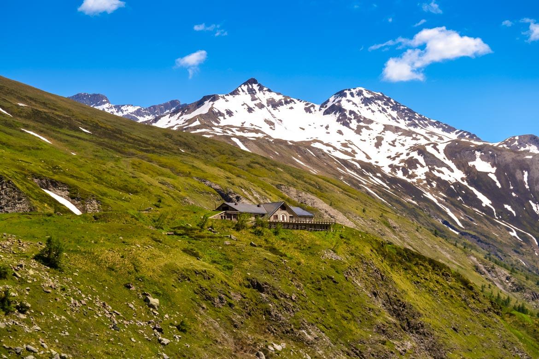 Val Ferret rifugio Elena - In Viaggio Con Monica