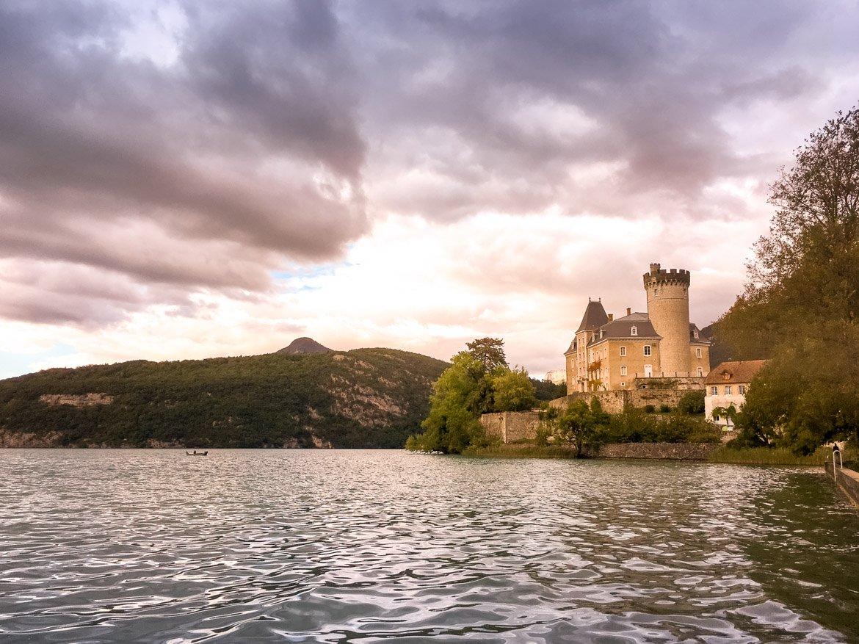 lago Annecy Duingt panoramica - In Viaggio Con Monica
