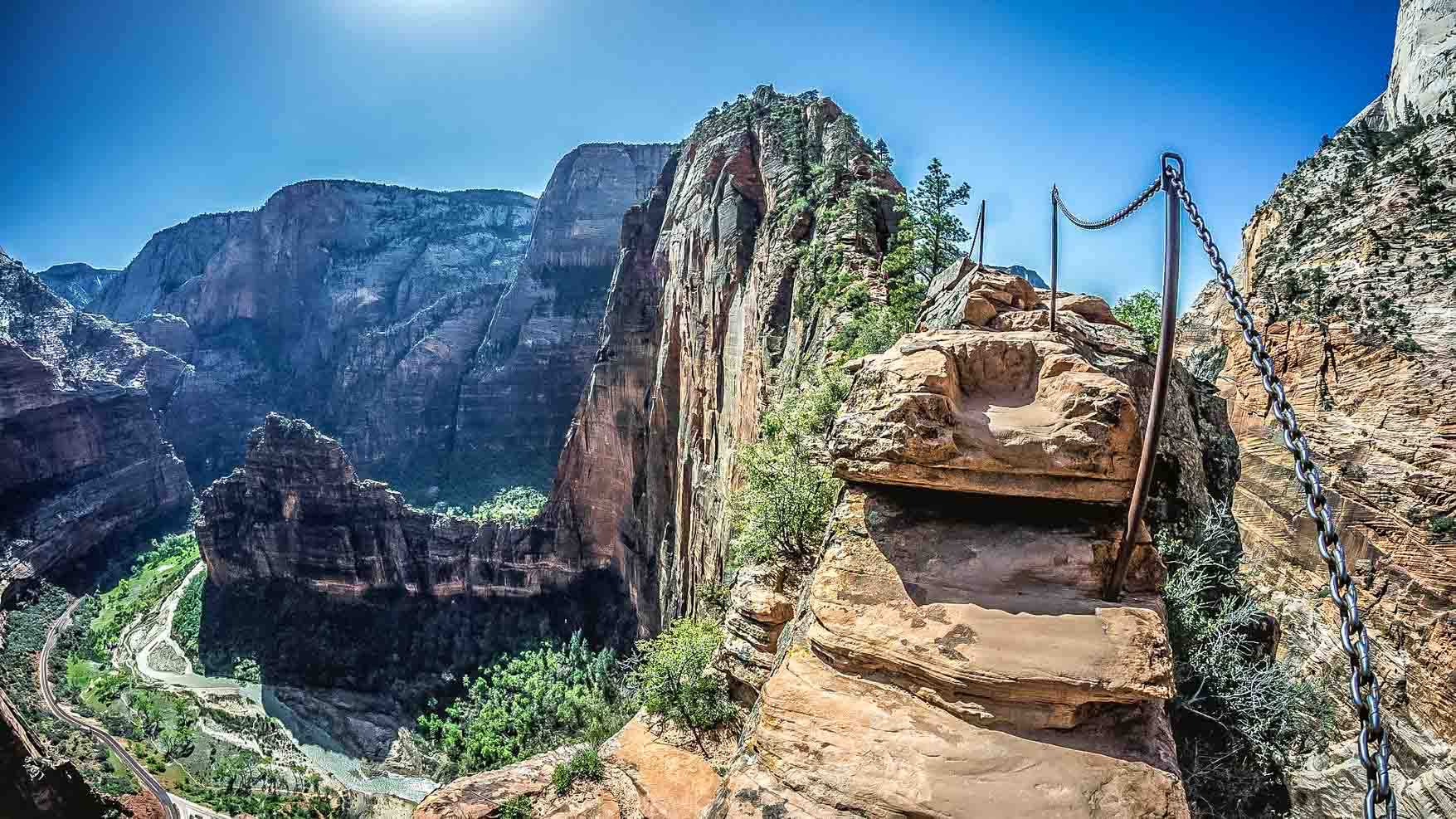 Angels Landing - Zion Park - In Viaggio Con Monica