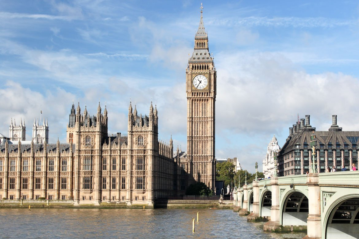 Londra Big Ben - In Viaggio Con Monica