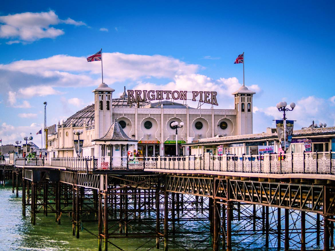 Brighton - In Viaggio Con Monica