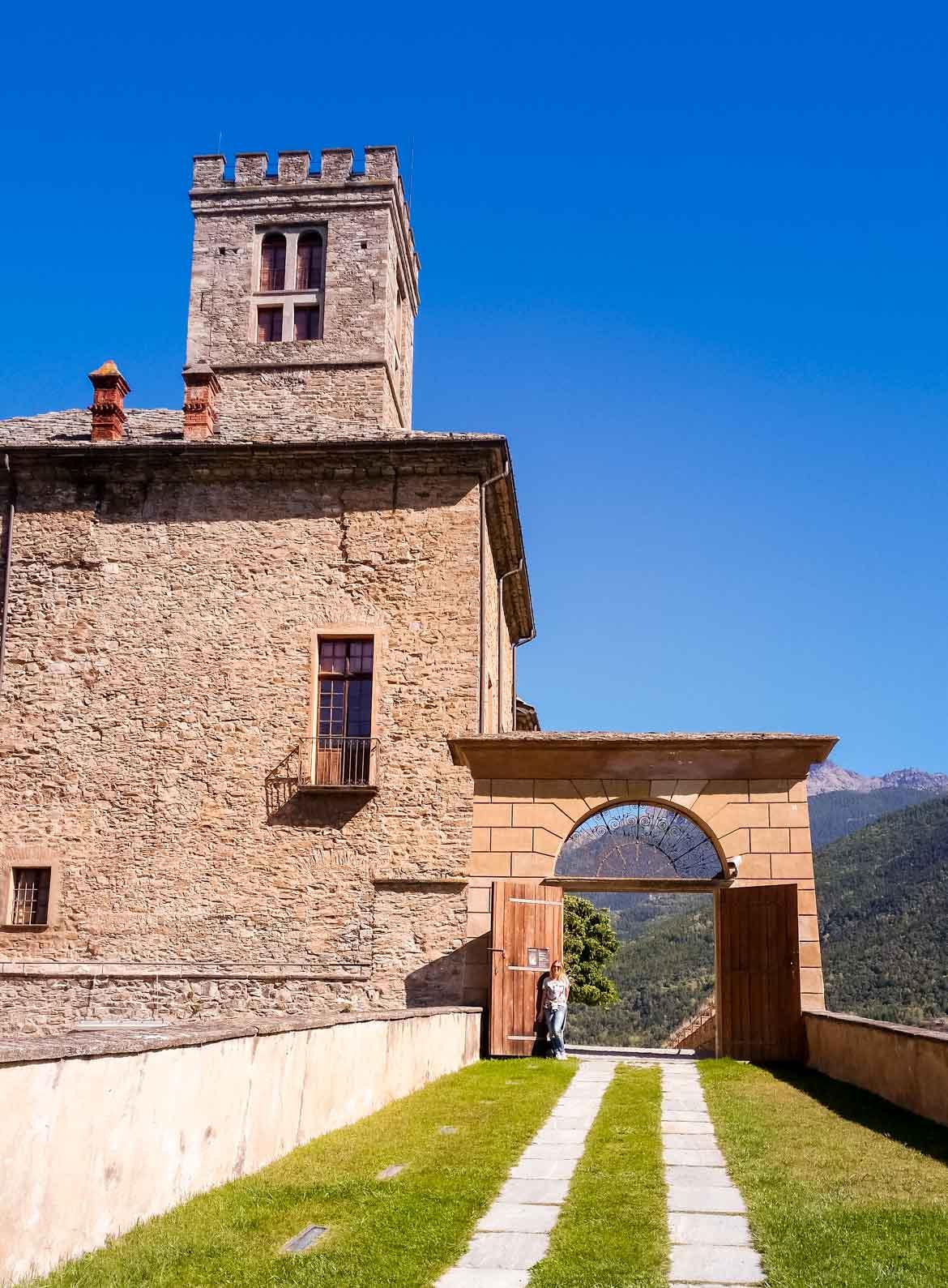 Castello Sarre Valle Aosta - In Viaggio Con Monica