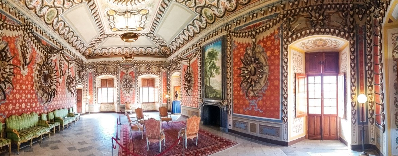 Castello Sarre salone - In Viaggio Con Monica
