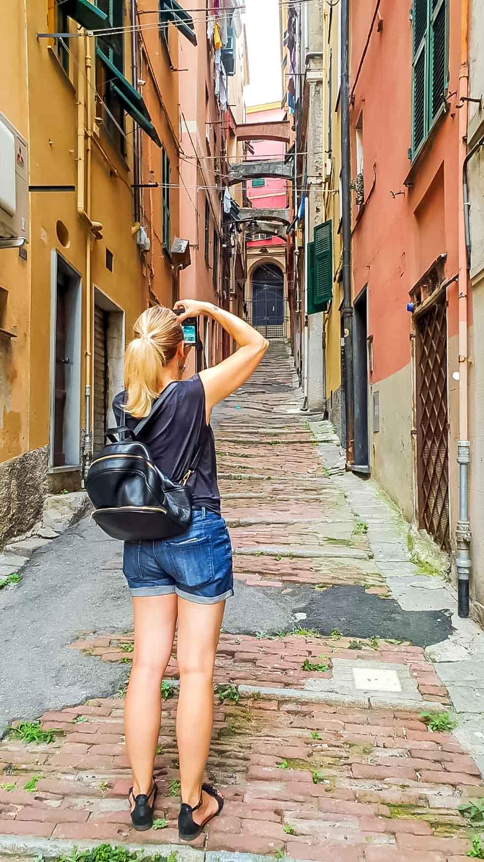 Genova Carmine - Monica Bruni fotografa - In Viaggio Con Monica