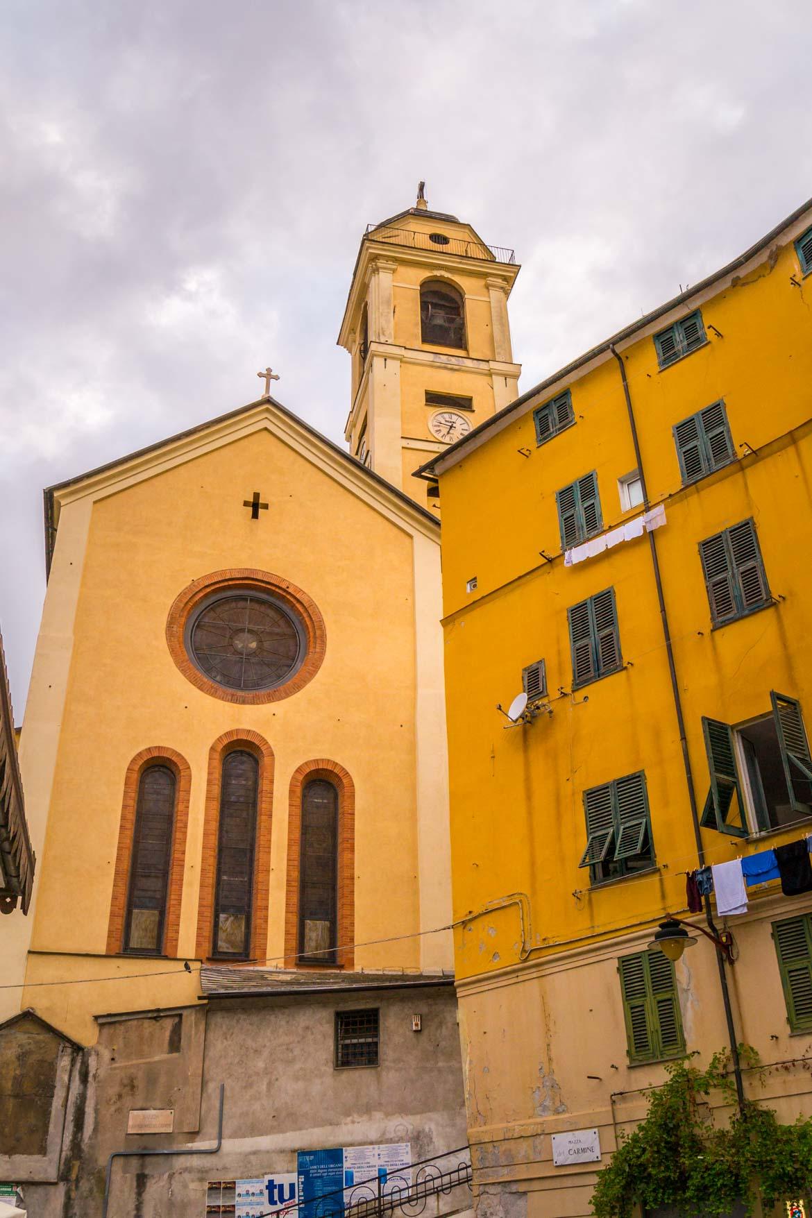 Chiesa del Carmine - In Viaggio Con Monica