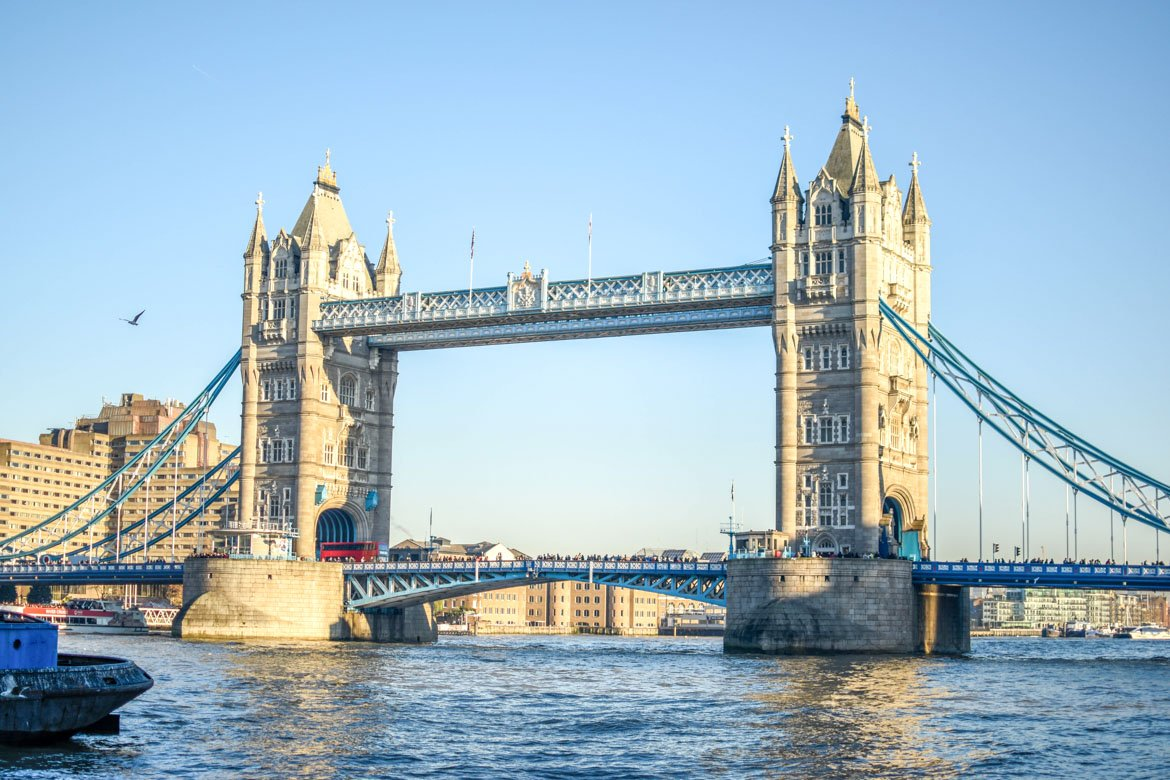 Londra Tower Bridge - In Viaggio Con Monica