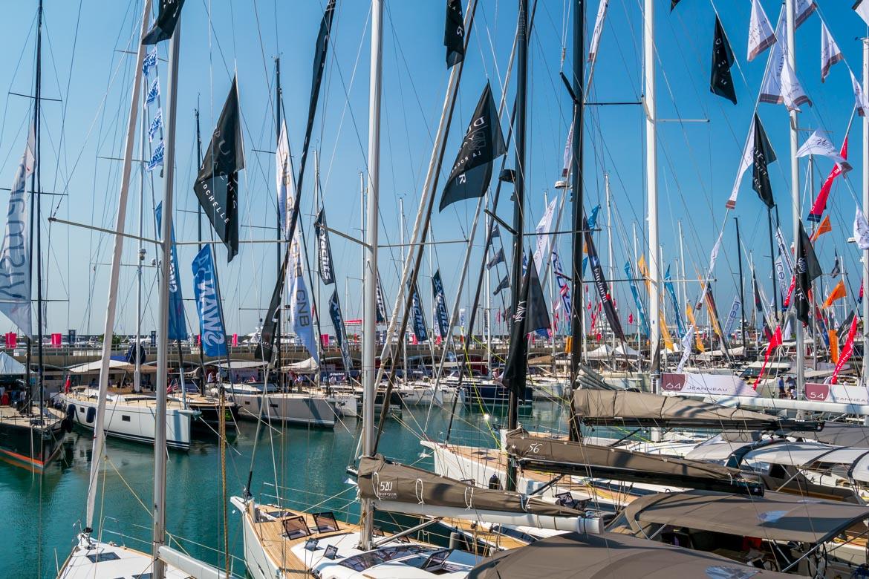 Salone nautico Genova - In Viaggio Con Monica