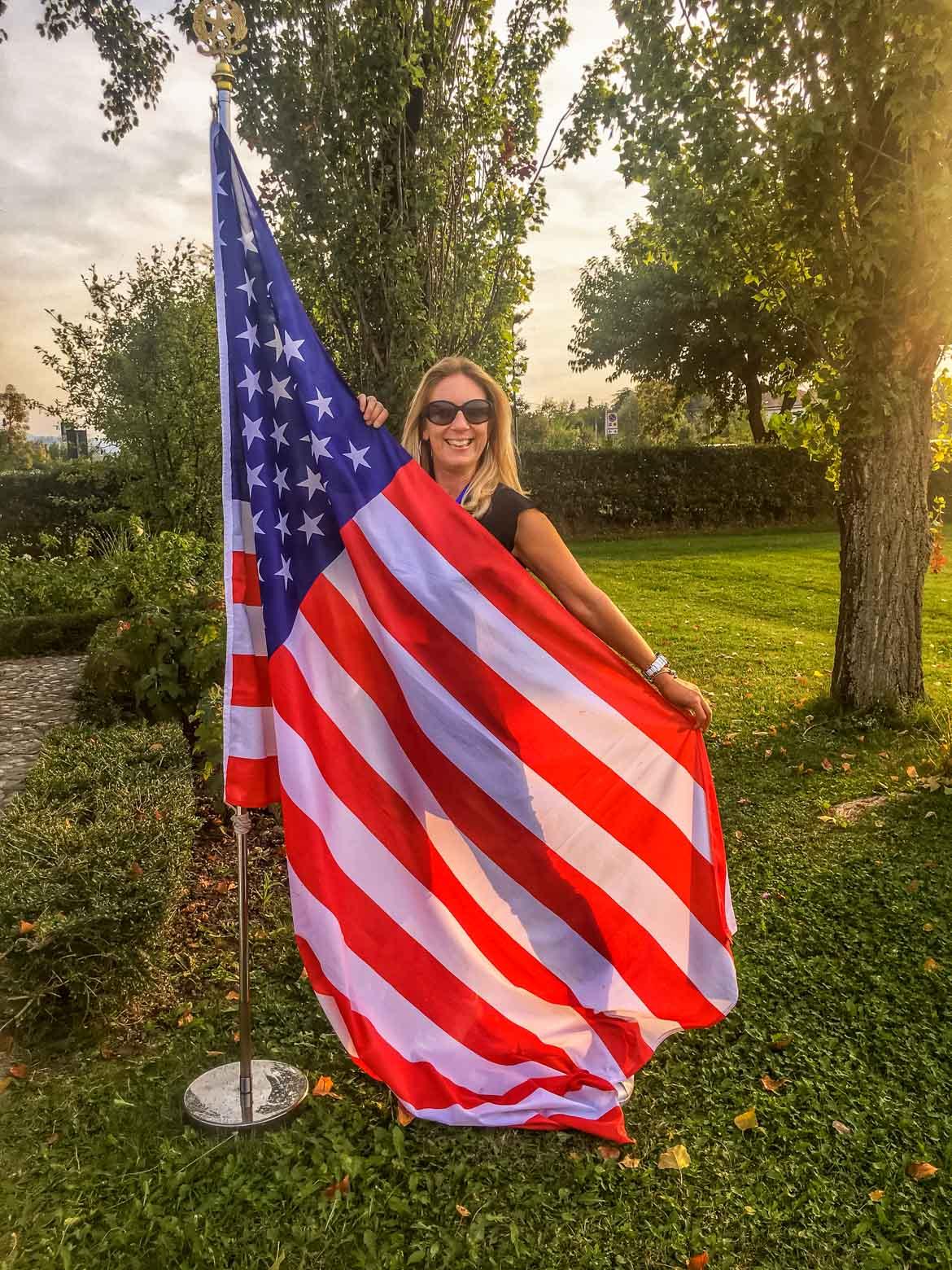 U.S. Ambassador Monica Bruni - In Viaggio Con Monica
