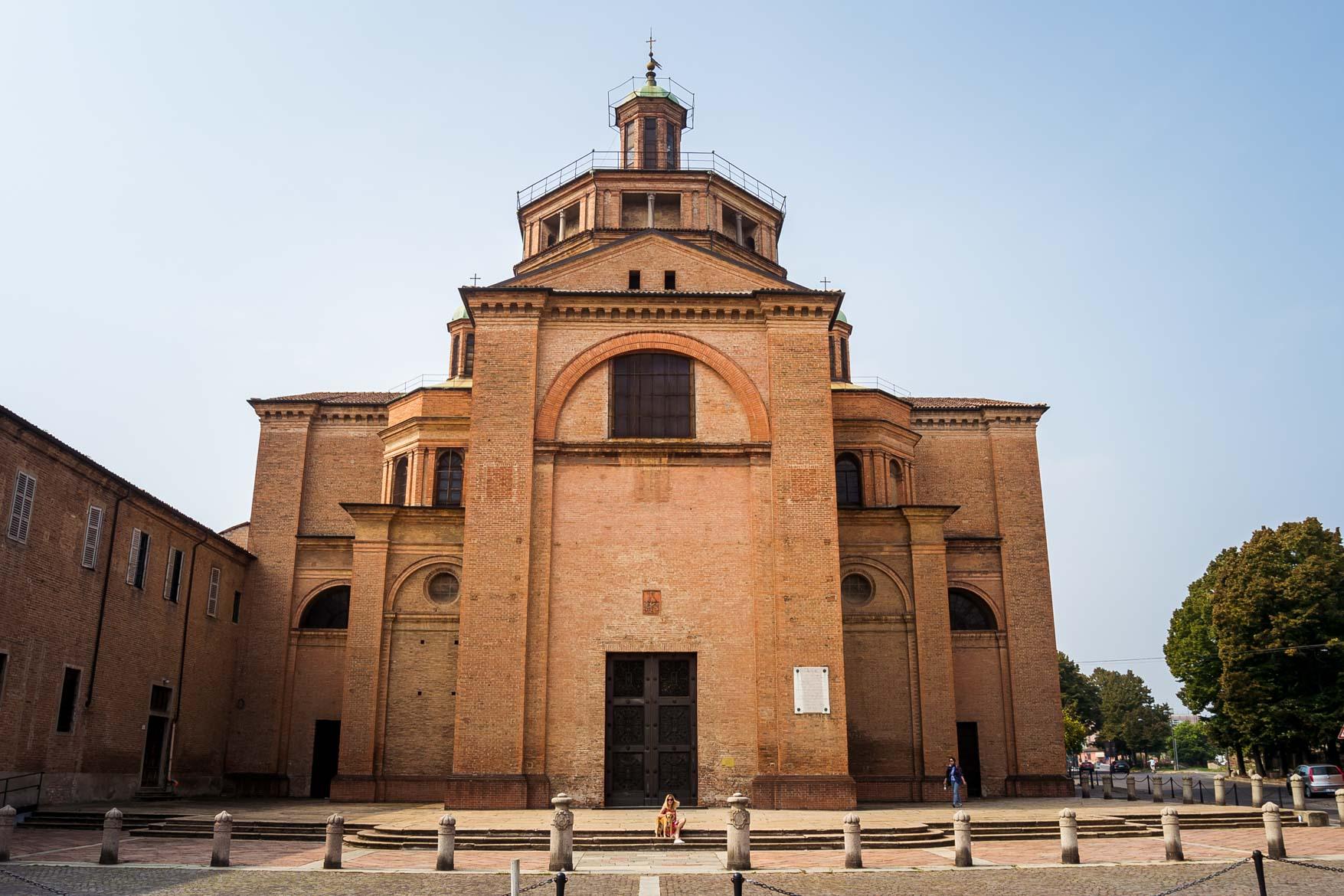 Piacenza Santa Maria Campagna - In viaggio con Monica