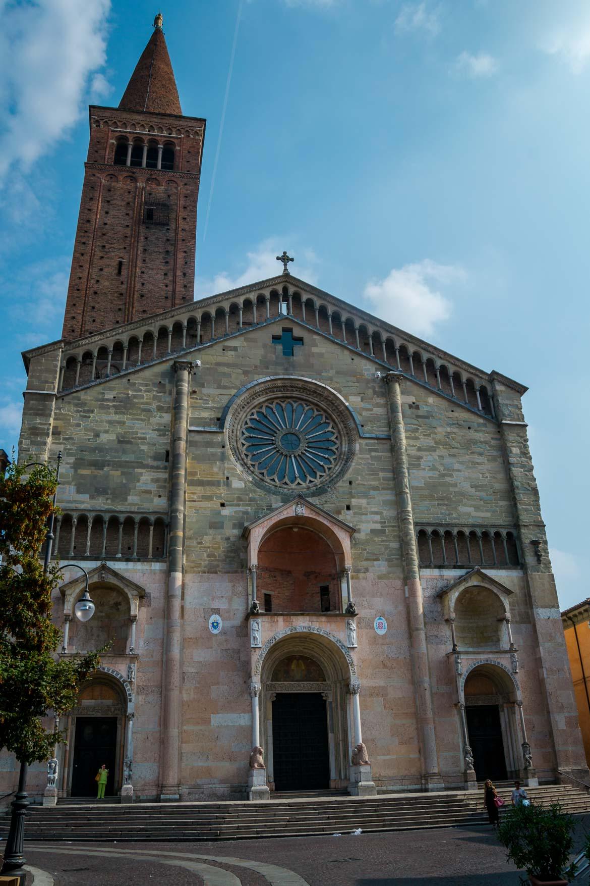 Piacenza Duomo - In viaggio con Monica