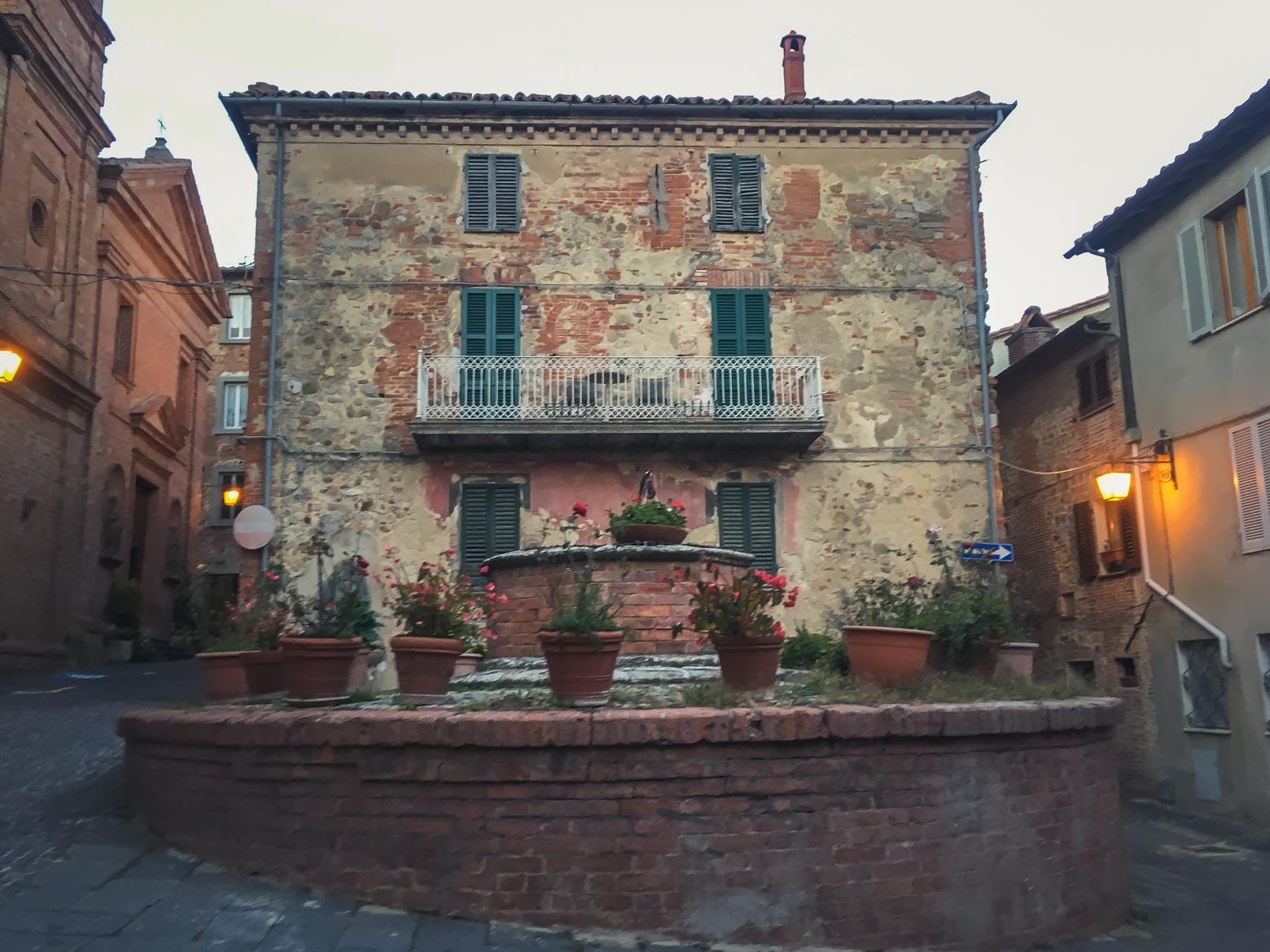 Monteleone d'Orvieto pozzo - In viaggio con Monica