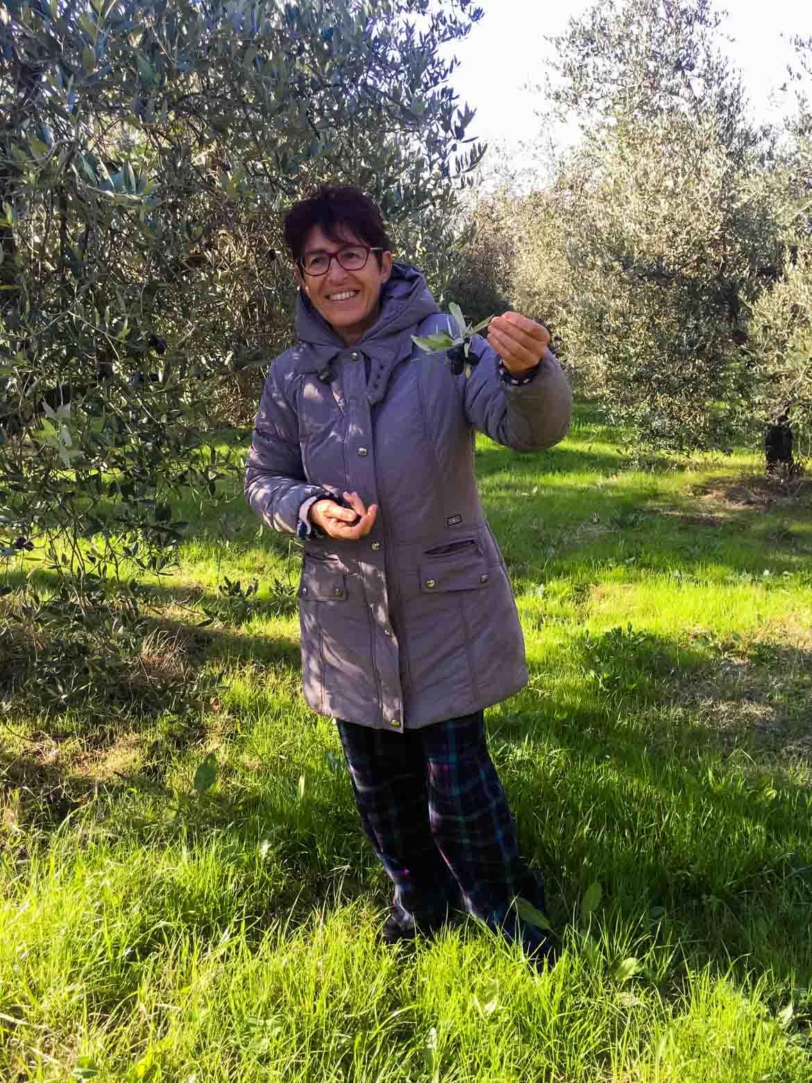 Agriturismo Cornieto Rita Trinca - In viaggio con Monica