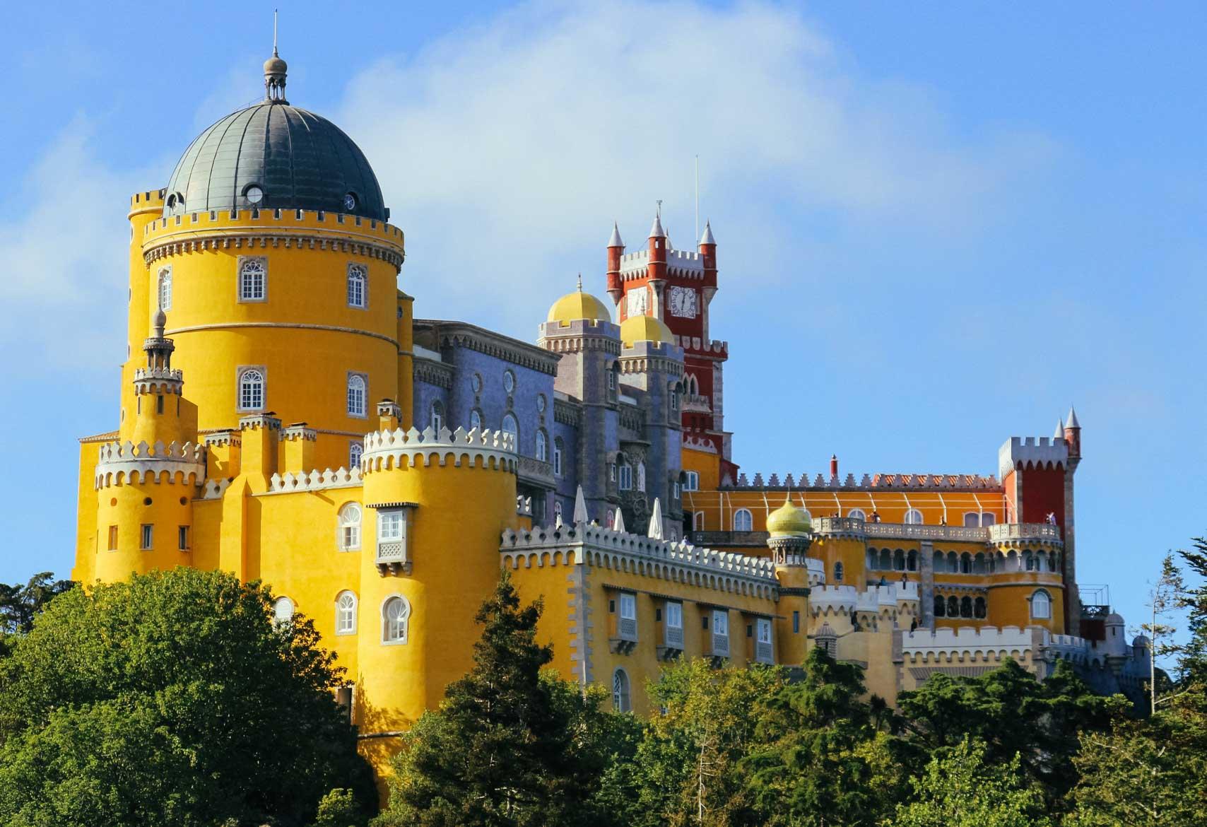 Sintra Portogallo - In viaggio con Monica