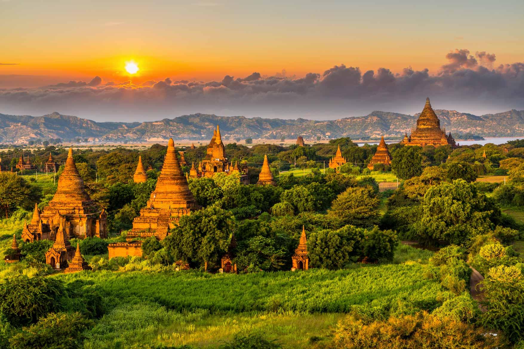 Myanmar - In viaggio con Monica