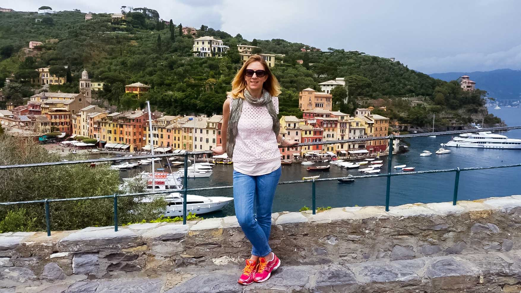 Portofino - Monica Bruni - In viaggio con Monica