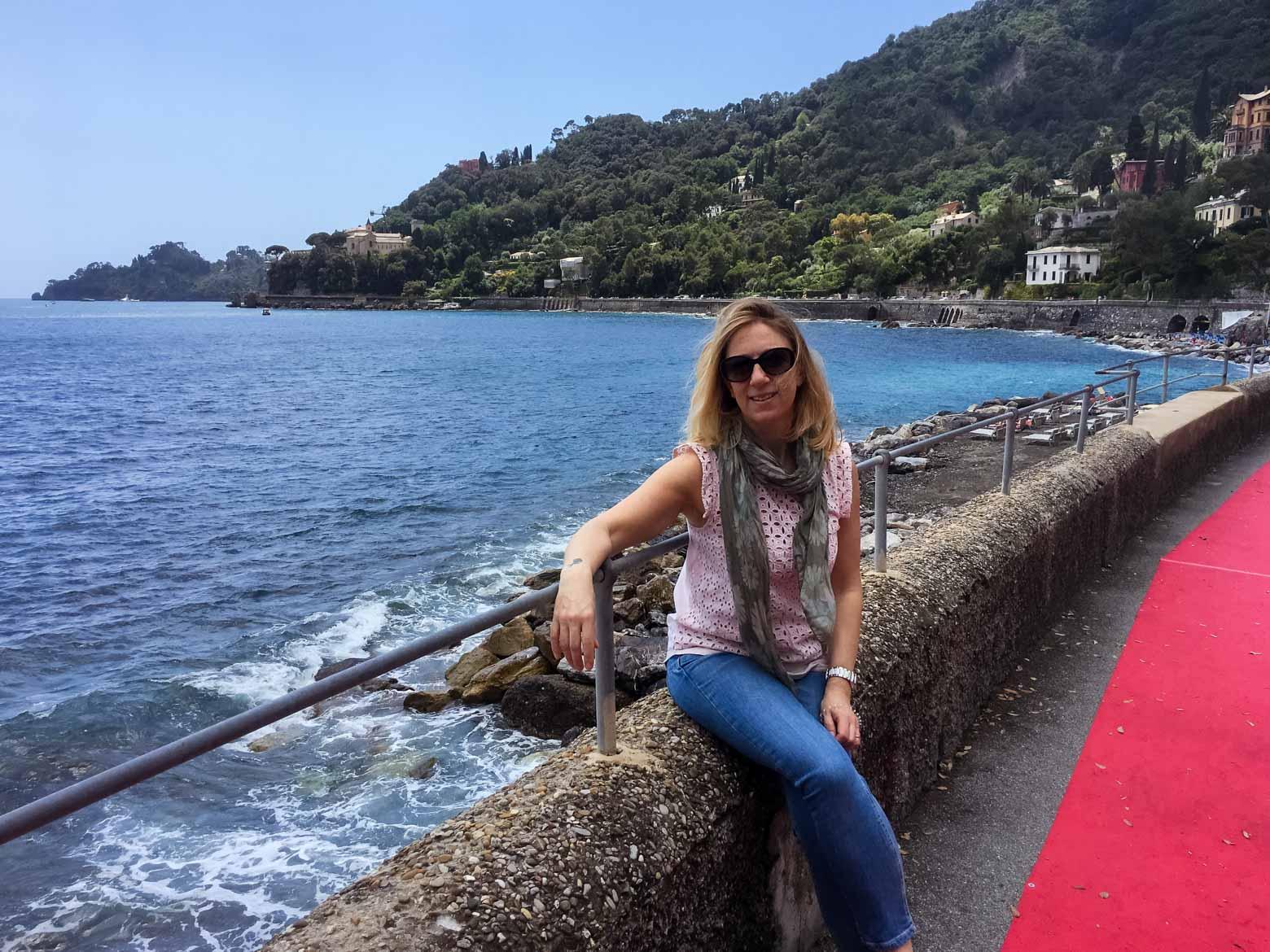 Golfo del Tigullio -Monica Bruni - In viaggio con Monica